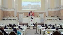Основные вопросы концепции Генерального плана Санкт-Петербурга на 2019-2043 годы