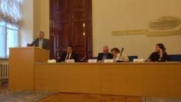 совещания Комиссии по промышленности, экономике и собственности ЗС СПб